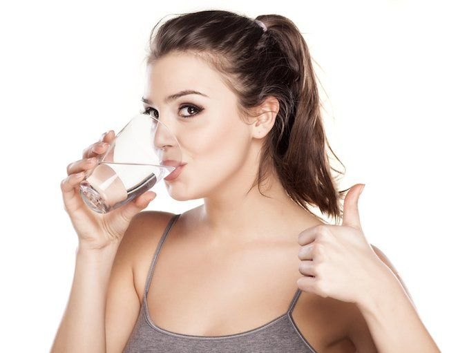 Water therapy for weight loss – Detox drinks recipe&nbsp